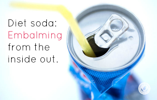 diet soda linked to obesity