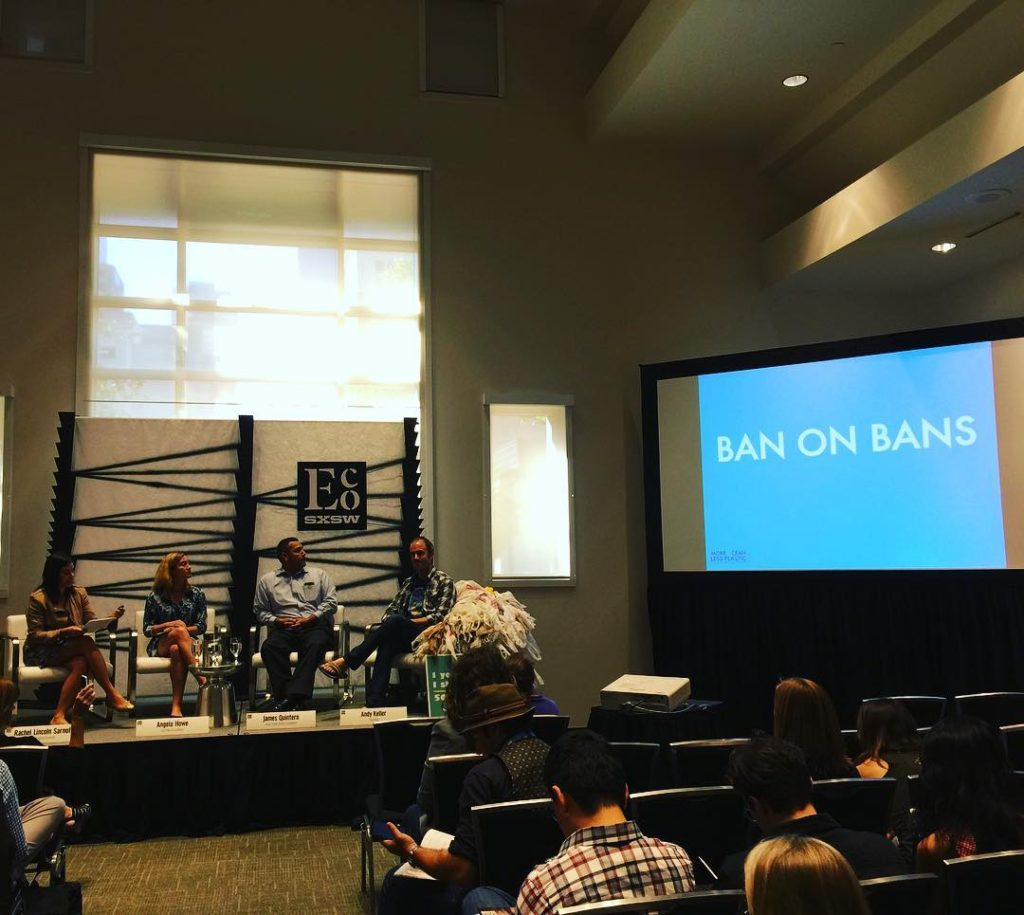 Amazing group gathered to talk bans yesterday at sxsweco Thankshellip