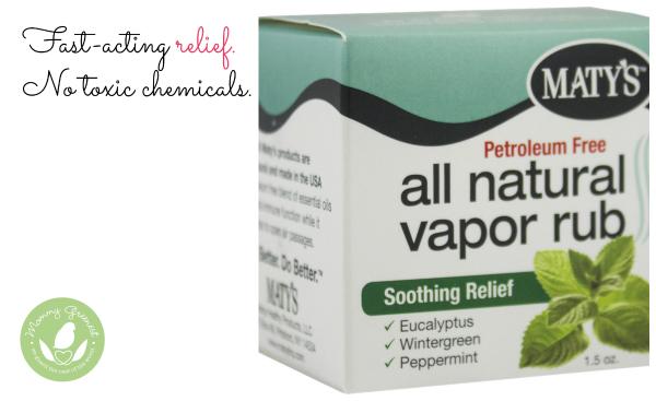 vapor rub in box against white background
