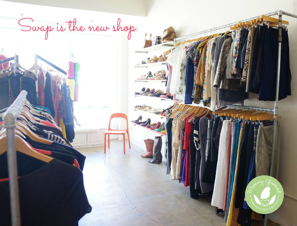 interior women's clothing boutique