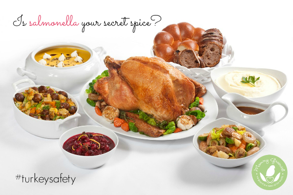 thanksgiving holiday turkey table