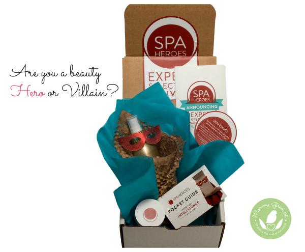Photo of natural beauty subscription box