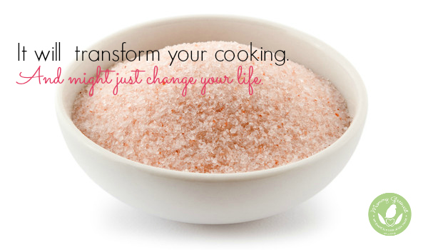 pink himalayan table salt in a bowl helps you cook better