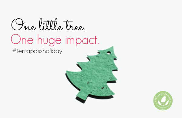 tree ornament carbon offset