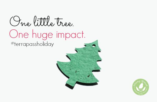tree ornament carbon offset