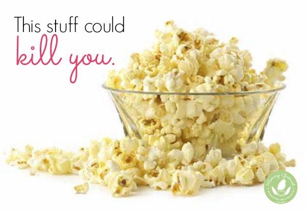 mommy greenest deadly popcorn