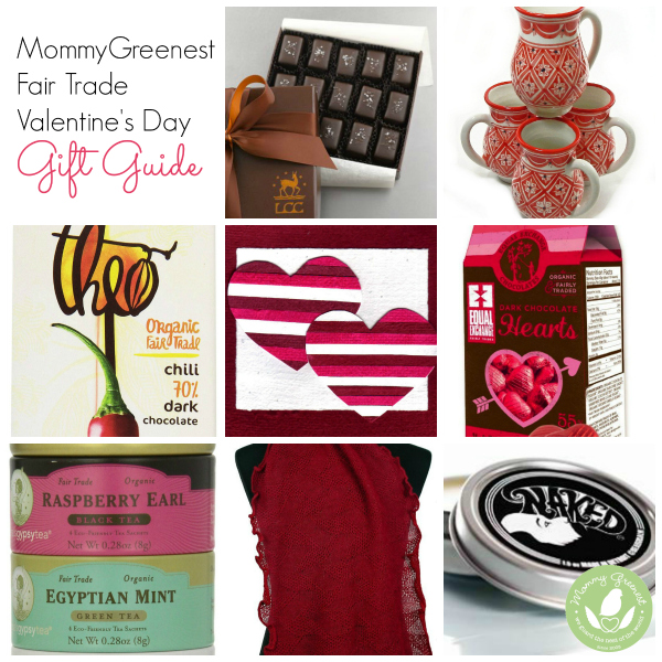 Mommy Greenest Fair Trade Valentine's Day Gift Guide