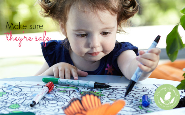 mommy greenest safe dry erase markers