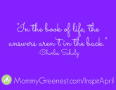 mommy greenest daily affirmation