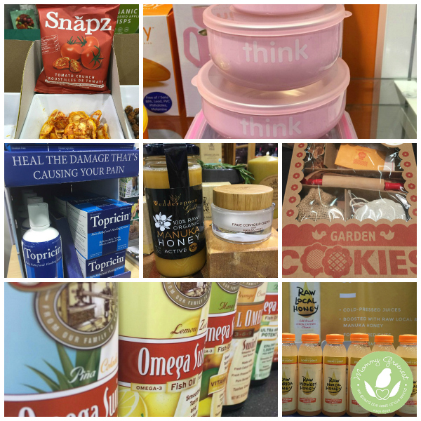 Mommy Greenest natural lifestyle finds at Expo West