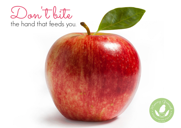 dirty dozen apple organic food