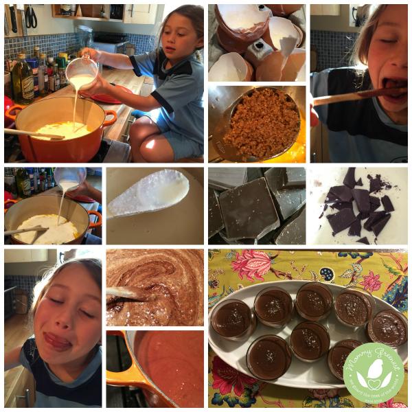Mommy Greenest Organic Chocolate Mousse Recipe