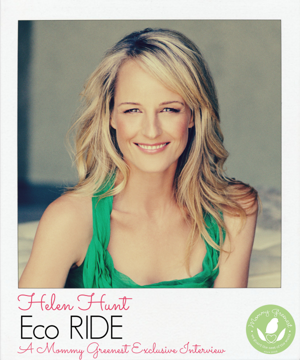 Mommy Greenest Helen Hunt Interview
