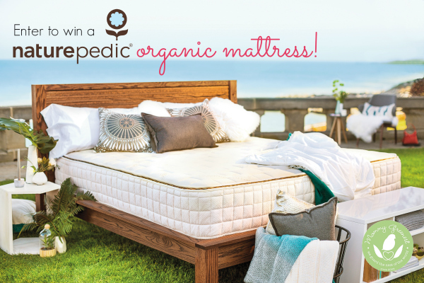 Mommy Greenest Pregnancy Book Organic Mattress Giveaway