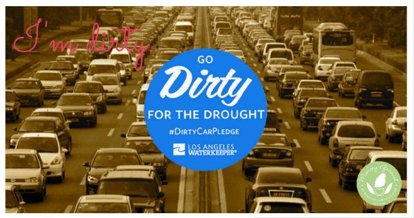 waterkeeper alliance dirty for the drought pledge is supported by sarah silverman