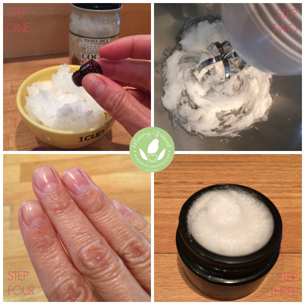Mommy Greenest Alysia Reiner DIY Organic Body Butter How To Photo