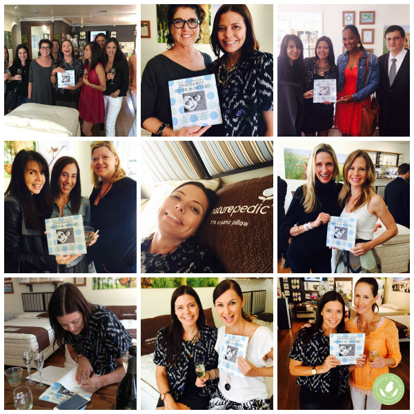 Mommy Greenest Book Launch Party with Laila Ali