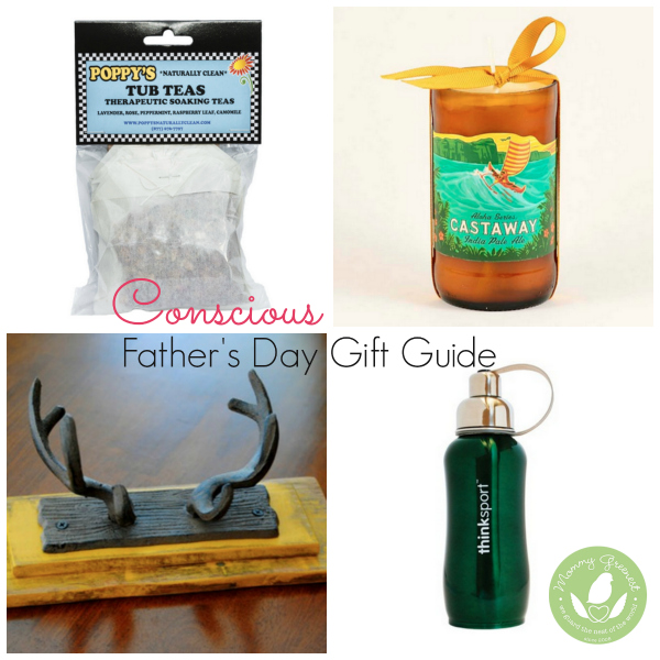 Mommy Greenest Father's Day Gift Guide