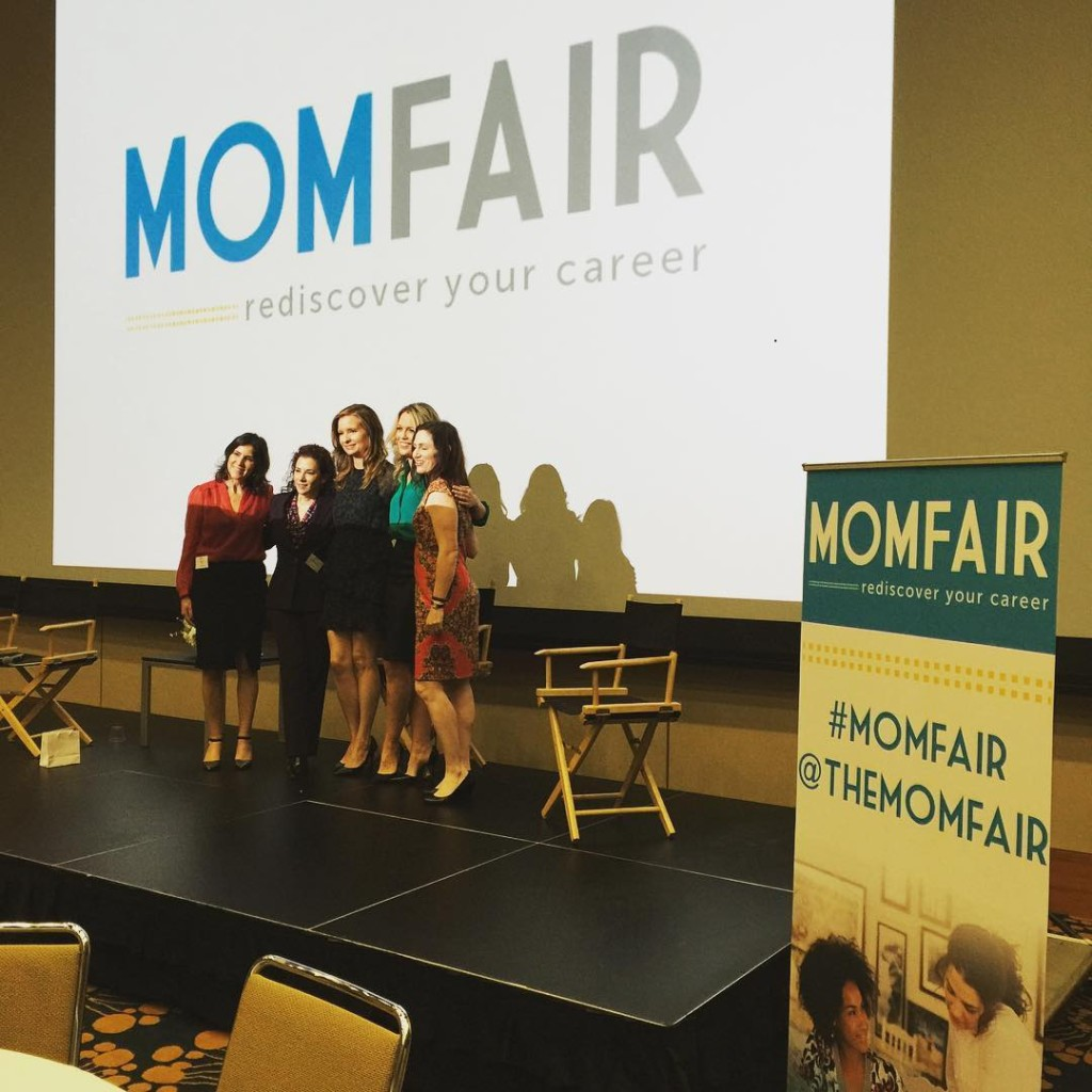Congrats momangeles Laura amp Galite! Amazing themomfair MomFair 2day cheershellip