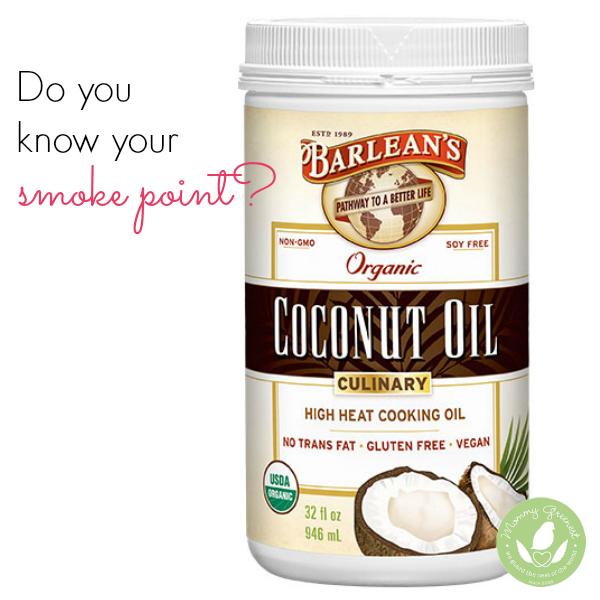 organic culinary coconut oil