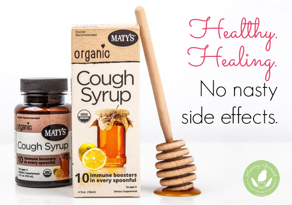 natural cough syrup remedy with honey