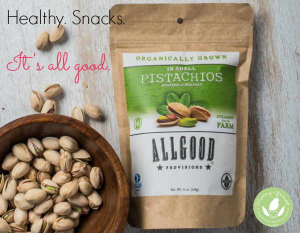 Allgood Provisions healthy snacks