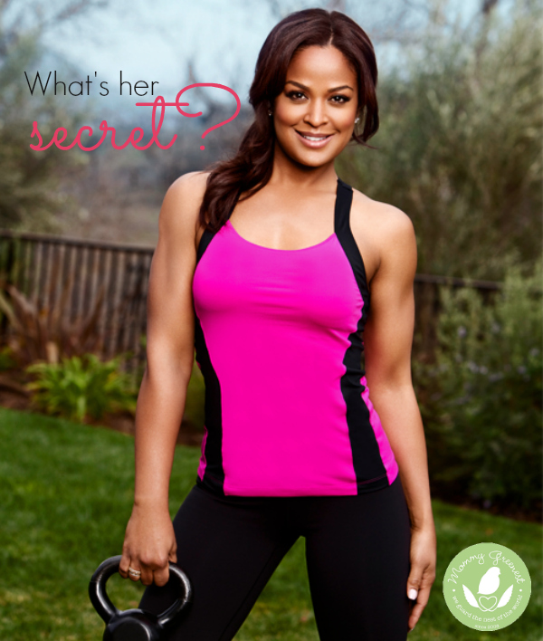 laila ali for mommy greenest
