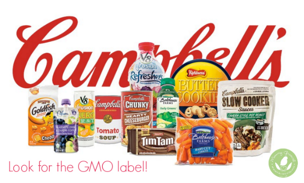 campbell soup gmo labeling photo