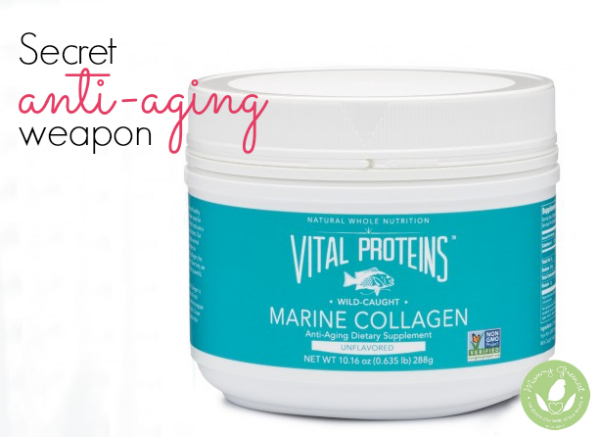 anti-aging marine collagen powder