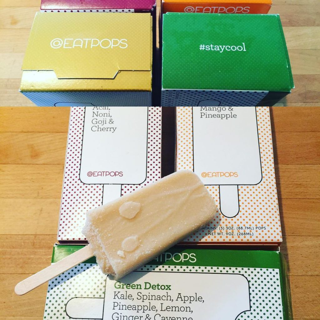 Popsicle detox? Sign me up! Excited 2 have discovered delicioushellip