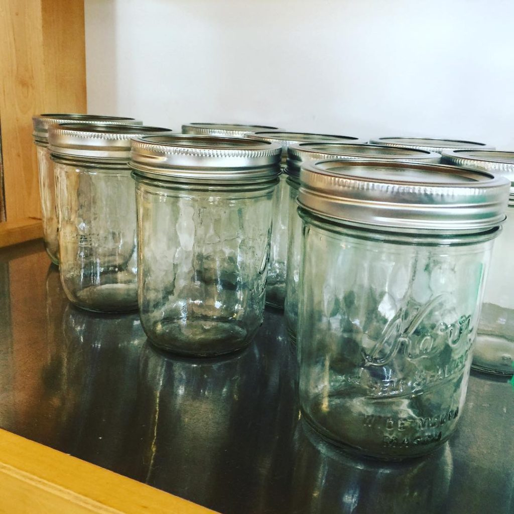 Want your coffee to go? Buy a mason jar bringhellip