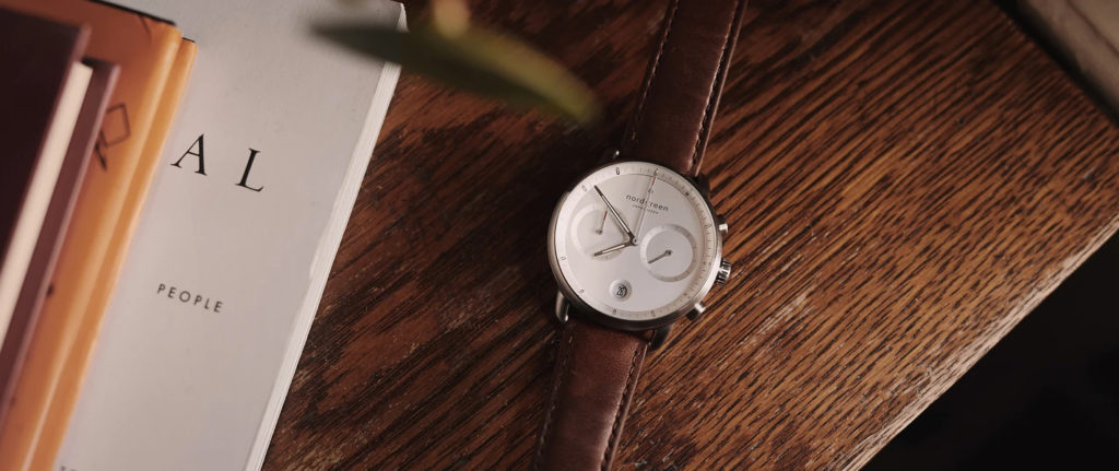 nordgreen eco watch for father's day gift